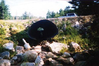 Image of drainage pipe
