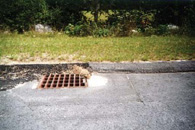 photo of storm drain